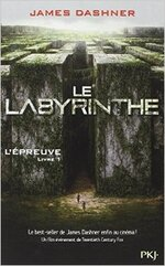 """Le Labyrinthe"" de James Dashner"