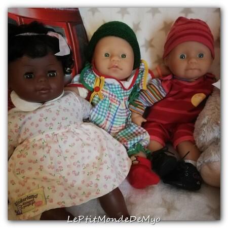 Nuit de Noël des Minis et Noël blanc à la Nurserie