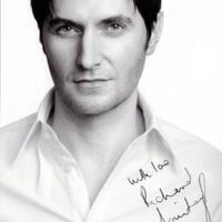 Richard Armitage autographe RAF