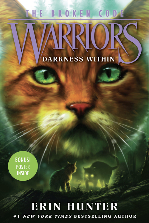 (Tome 4) Darkness Within