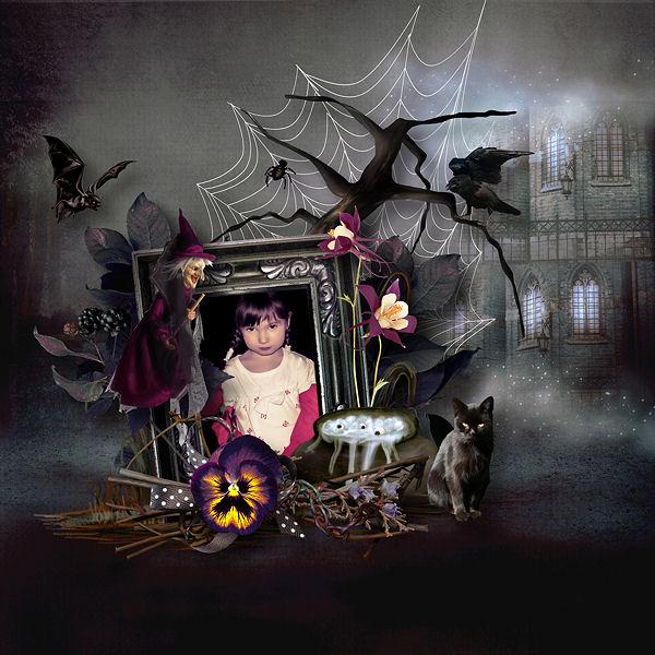 Halloween Night by MLDesign