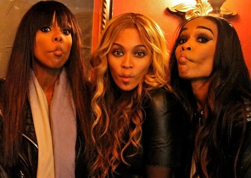 Kelly Rowland ft Beyoncé & Michelle Williams