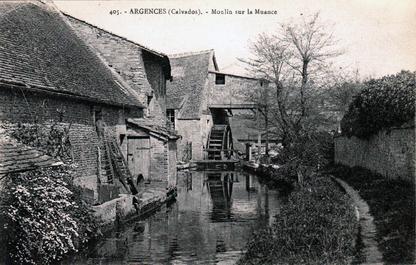 LES REMPARTS D'ARGENCES (Calvados)