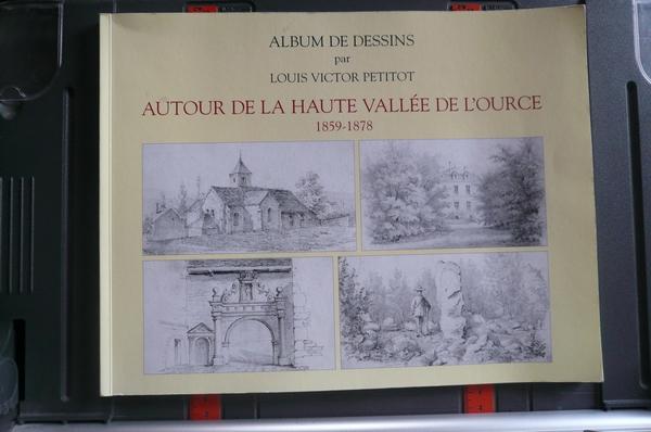 Une superbe exposition d'anciens dessins sur la haute vallée de l'Ource sera visible samedi et dimanche à Essarois, ne la manquez pas !