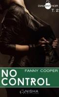 Chronique No control tome 1 à 4 de Fanny Cooper