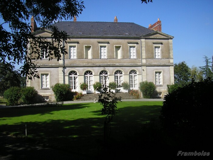 Château du Plessis Grimaud à Viaud (44)