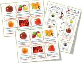 Mes cartes illustrées multifonctions ; grammaire en 3D, pluriel, dictioonaire Eurêka