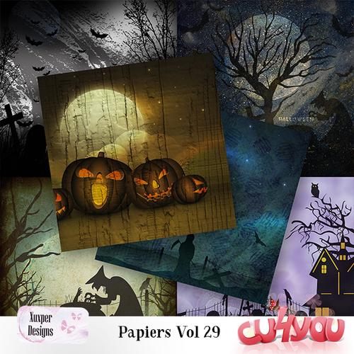 Papiers Cu vol 29, 30, 31, 32