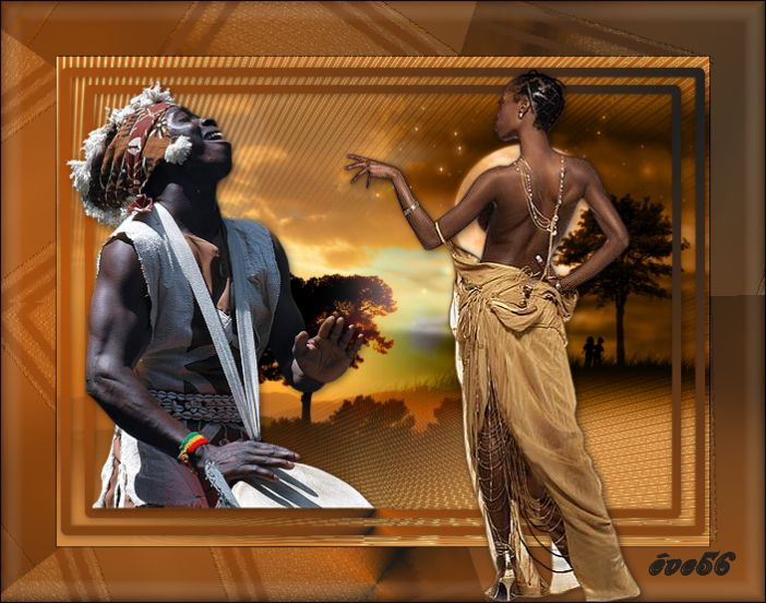 homme africain