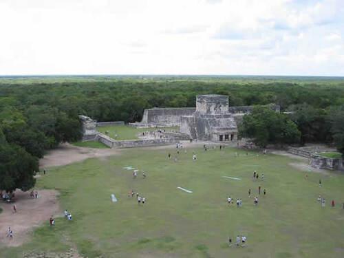 Patrimoine mondial de l'Unesco : Chichen Itza - Mexique -