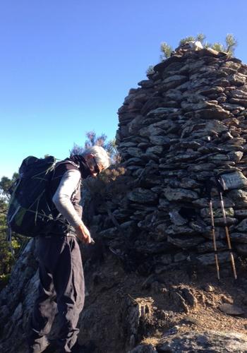 Au sommet de l'Ermitage