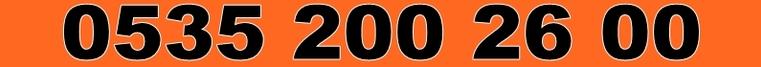 GÜNÜBİRLİK AYDER TURU İLETİŞİM 0535 200 26 00