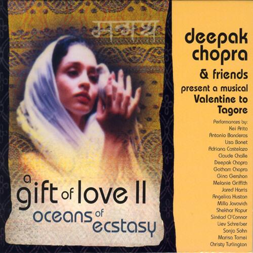 CHOPRA, Deepak - A Lover's Madness. A Gift of Love (1988)  (Chillout)