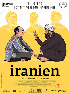 Iranien - film documentaire de Mehran Tamadon (2014)