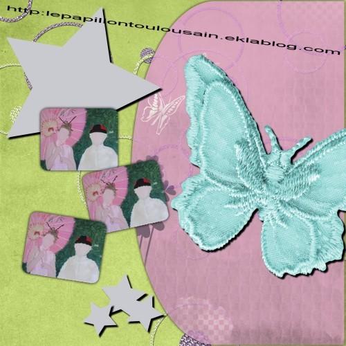 Huile Papillon