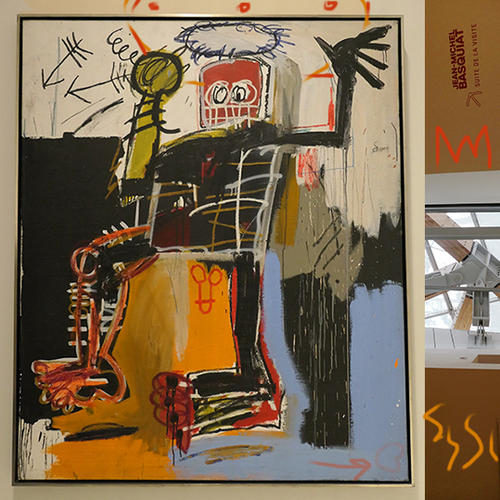 COURONNÉPINE : BASQUIAT FOREVER - 4