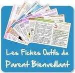 Super parents : les fiches outils