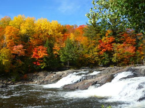Souvenir d'automne Saint Sauveur et Rivière du Nord 2019