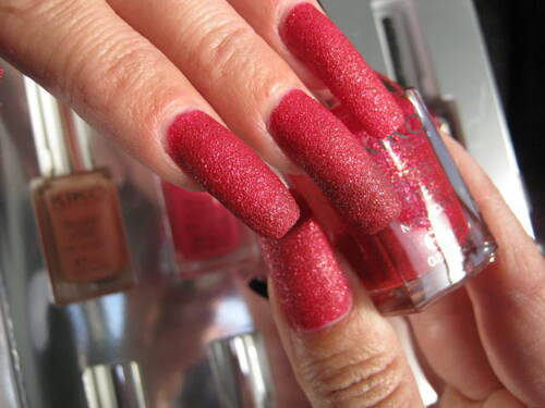 Swatch : Kiko - Cherry Red - 453
