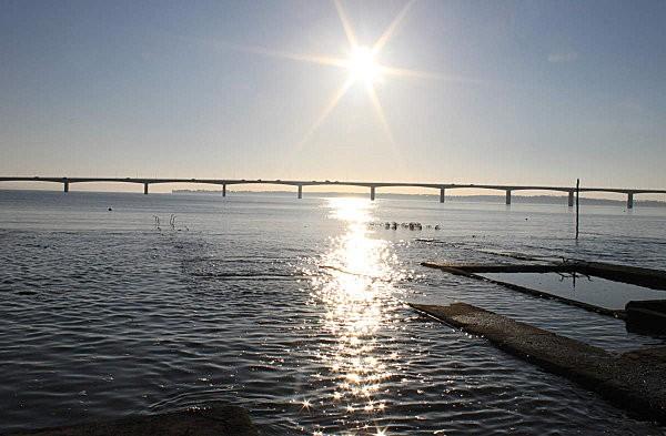 bourcefranc 26 le pont de l'île d'Oléron