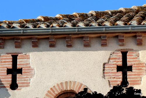 Salvagnac: village du Tarn