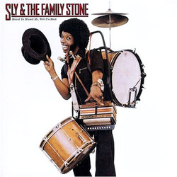 Sly & The Family Stone - Heard Ya Missed Me, Well I'm Back - Complete LP