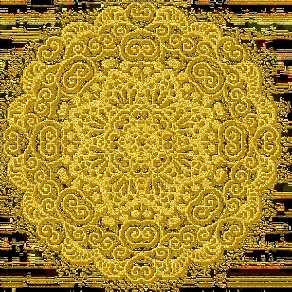 Dentelles jaunes 5