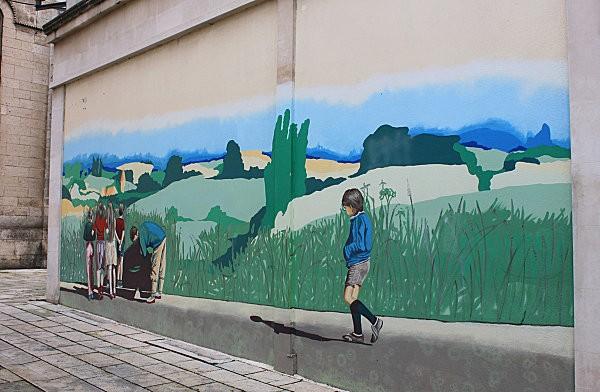 trompe l'oeil Angoulême 4