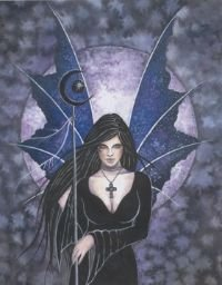 Amy Brown - Gothic Fairy
