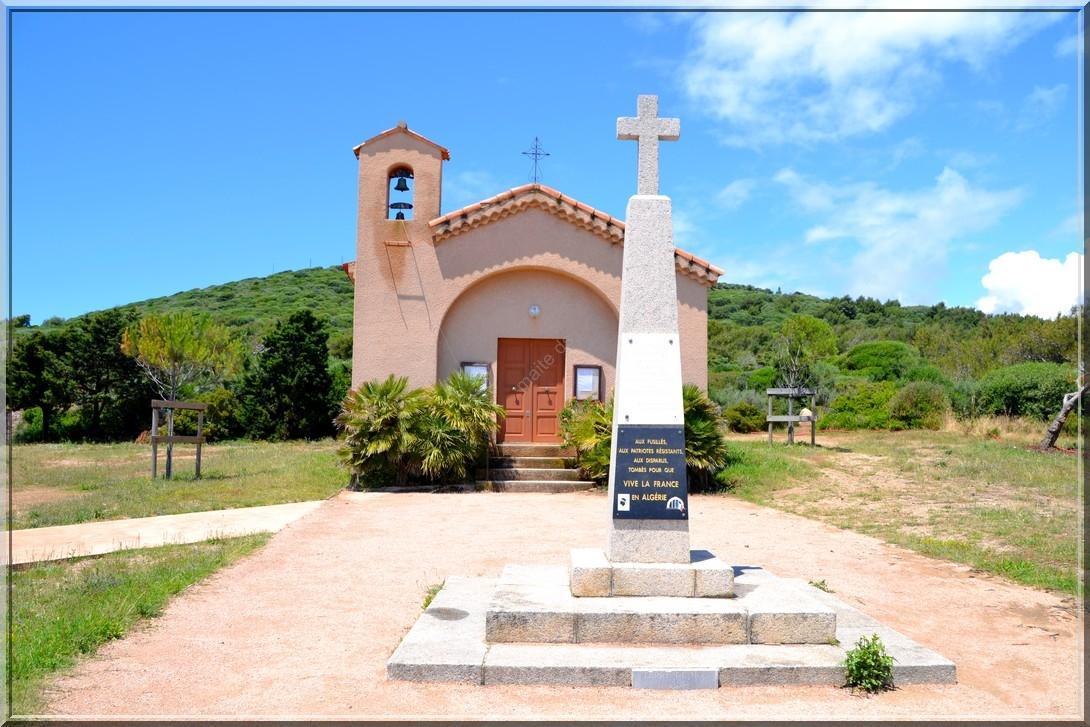 Petite église - Ajaccio