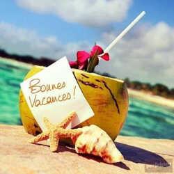 Bonnes vacances !!!!
