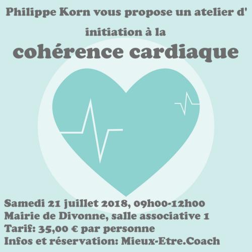 La cohérence cardiaque à Divonne, Gex, Ferney
