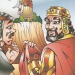 Davi e Saul 3