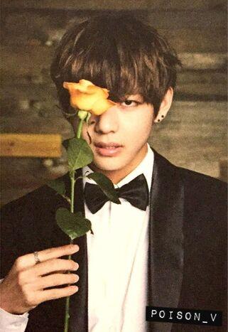 Dézo >__< encore Taehyung