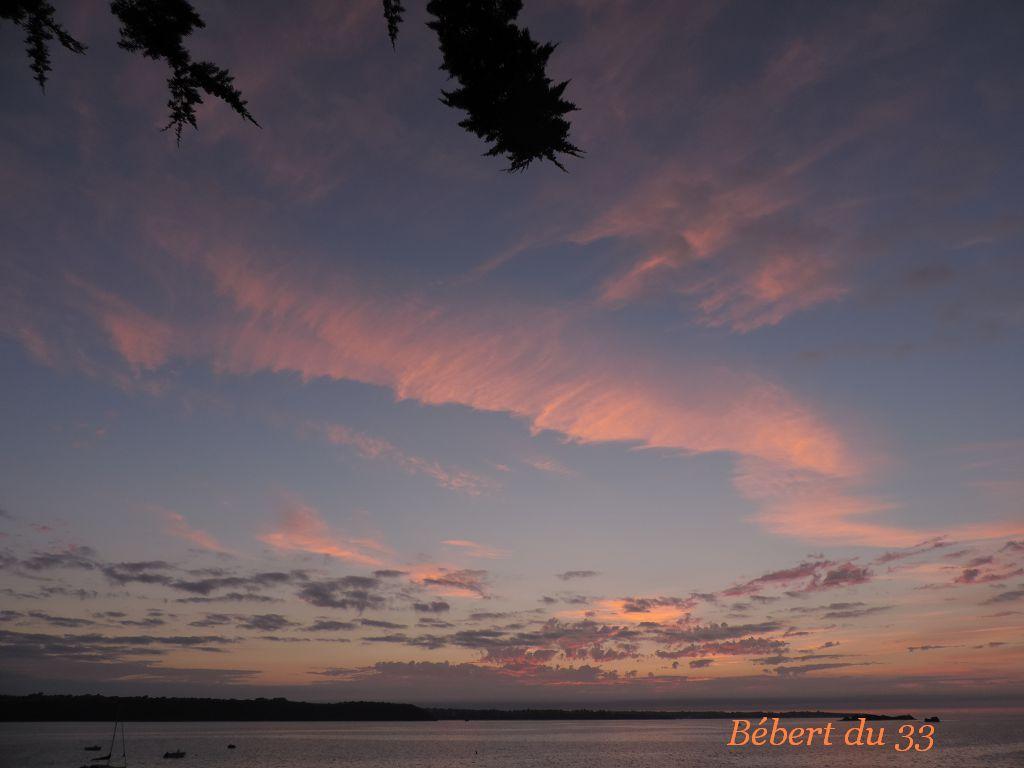 mes couchers de soleil à Saint-Jacut