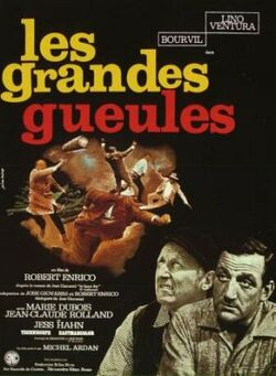 GRANDES GUEULES BOX OFFICE