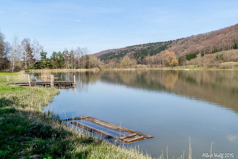 Lac de Besain :