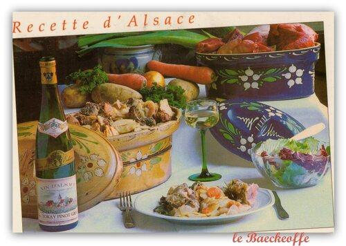 recette alsacienne