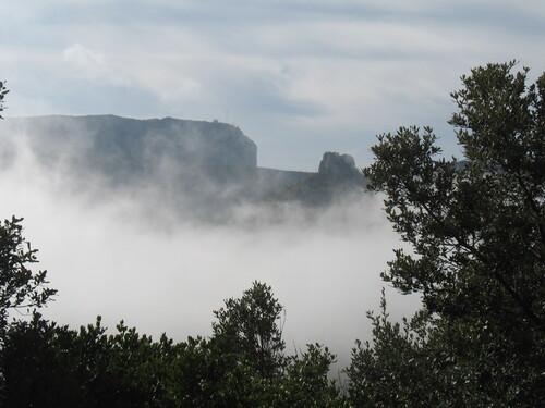 Pic de Bertagne et tour de Cauvin