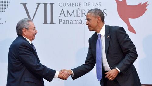 La reconnaissance de Cuba et ses conséquences