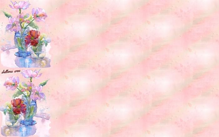 **Papiers fleuris** Incrédimail