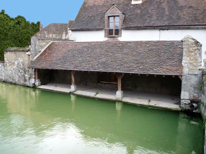 FERRIERES EN GATINAIS ( Loiret) : suite et fin