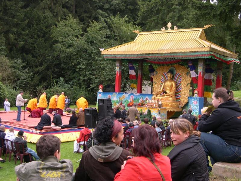Fête du Bouddhisme