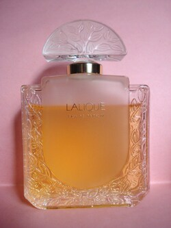 LALIQUE FLACON FACTICE