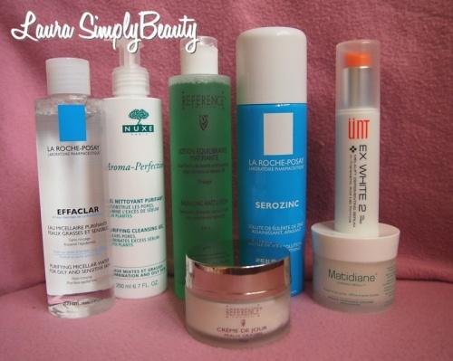 routine peau grasse