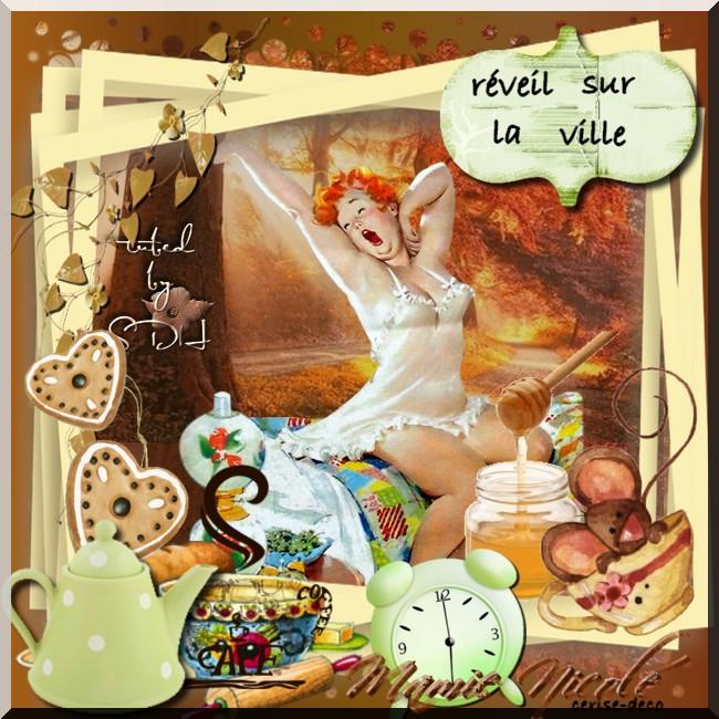 ♥♥ Défis pour Ella , Arlette , Cerise♥♥