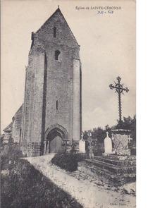 LES REMPARTS DE SAINTE-CERONNE-LES-MORTAGNE (Orne)