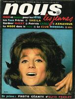 COVERS 1963 : 63 Unes !