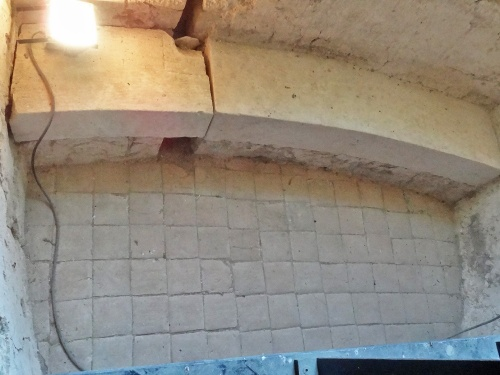 Le château de Maulnes à Cruzy-le-Chatel