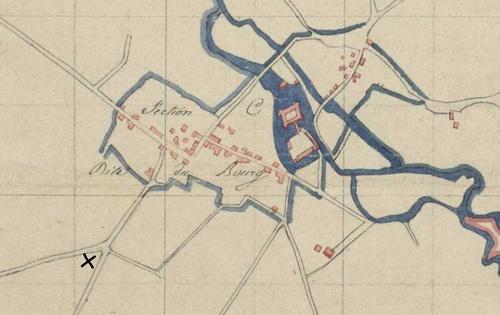 La bataille de la Forêt-sur-Sèvre....
